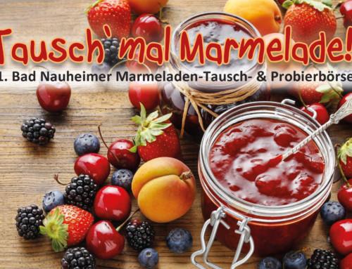 Rückblick: Marmeladen-Tauschbörse 2019