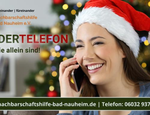 Plaudertelefon zu Weihnachten